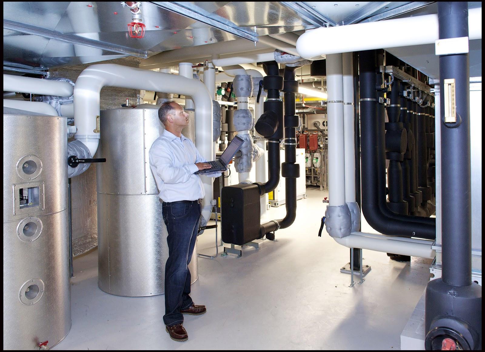 Onderhoud technische installaties GebouwService Zuid